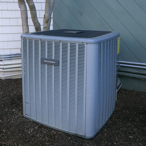 Air Conditioner Maintenance Has Been Performed for This Unit