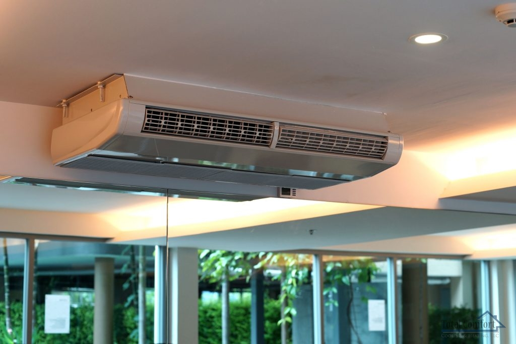 Ask Our Professionals if a Fan Coil Unit is Right For You.