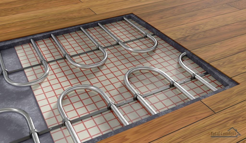 Installation And Repair Of Radiant Floor Heating Systems In The - How to do radiant floor heating