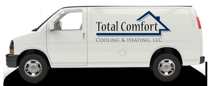 Total Comfort Van